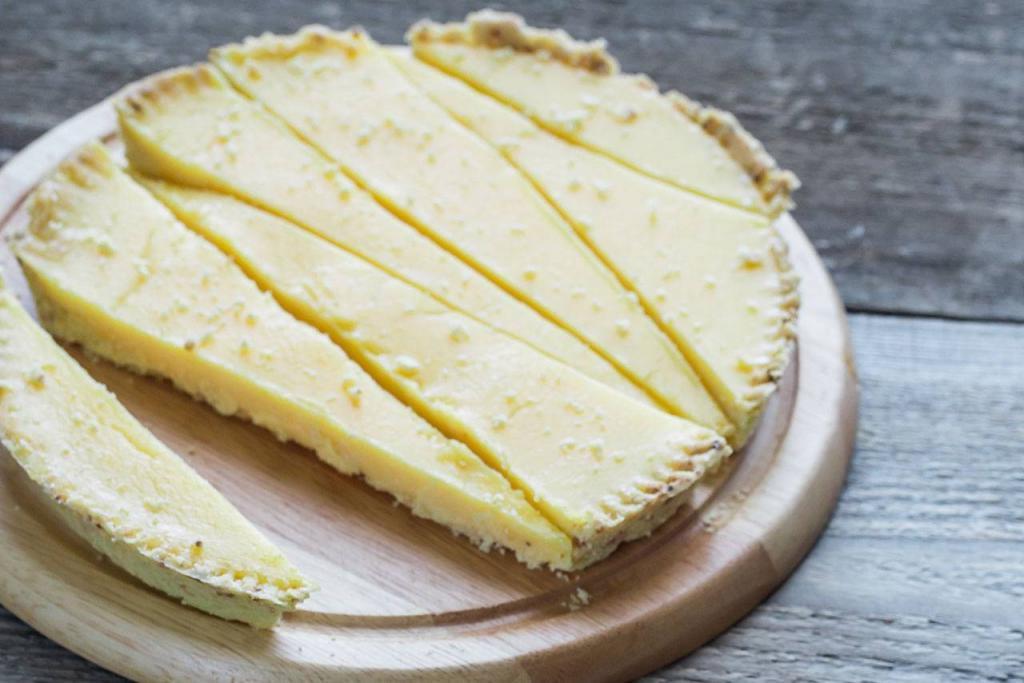 Десерт сир і желатин